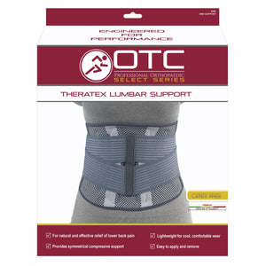 THERATEX LUMBROSACRAL SUPPORT