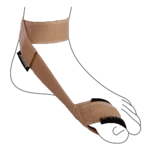 HALLUX VALGUS NIGHT SUPPORT BRACE