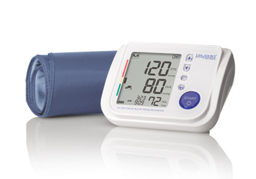 TALKING BLOOD PRESSURE MONITOR