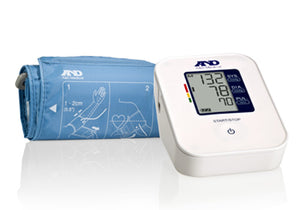 ONE TOUCH AUTOMATIC BLOOD PRESSURE MONITOR
