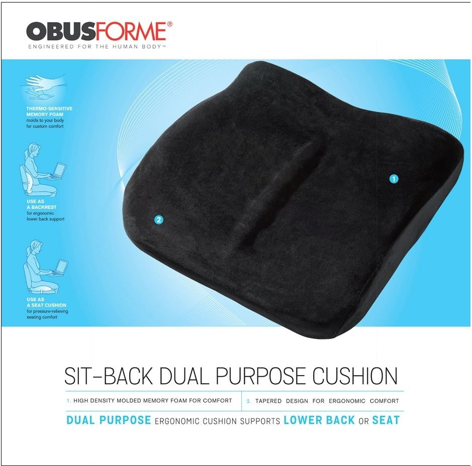 The Sit-Back Cushion
