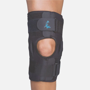 GRIPPER HINGED KNEE BRACE