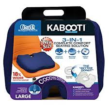 KABOOTI SEAT CUSHION
