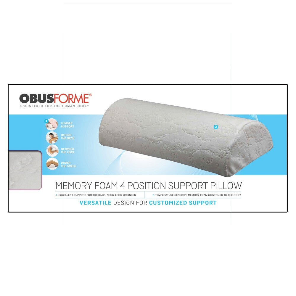 AIR-FOAM 4 POISTION PILLOW