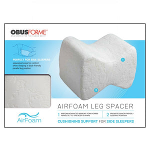 AIR-FOAM LEG SPACER PILLOW