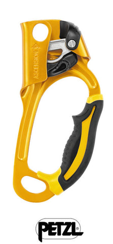 PETZL ASCENSION – RIGHT HANDED