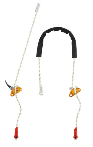 Petzl Grillon – An adjustable lanyard for work positioning