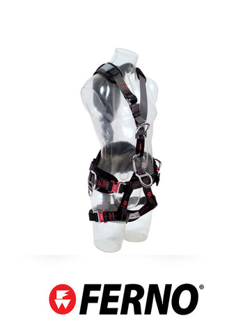 Ferno Hardpoint Ascender Full Body Harness M-L