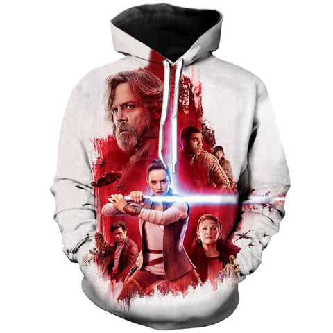 Hope | Star Wars 3D Printed Hoodie - RespawnWear