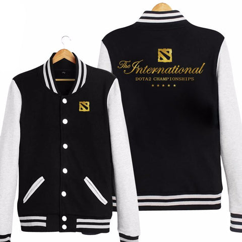 Dota2 The International Gaming Champions Jacket - RespawnWear