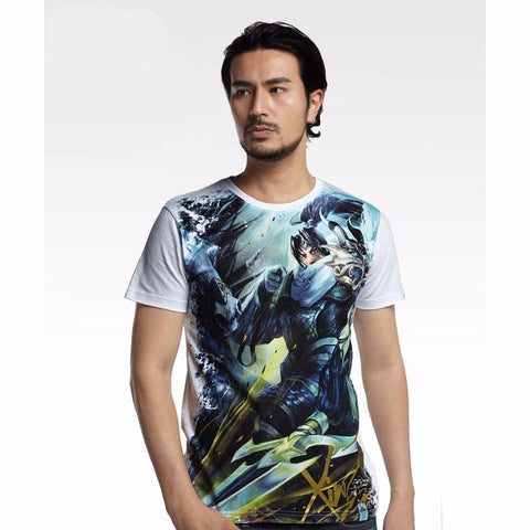 Xin Zhao League of Legends Tshirt - RespawnWear