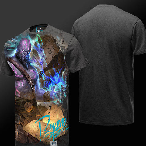 Ryze League of Legends Tshirt - RespawnWear