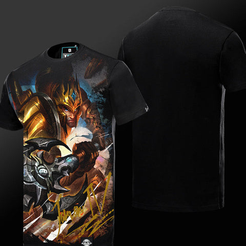 Jarvan League of Legends Tshirt - RespawnWear