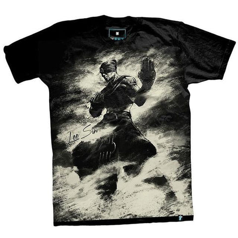 Lee Sin League of Legends (LOL) Tshirt - RespawnWear