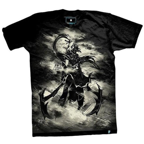 Akali League of Legends (LOL) Tshirt - RespawnWear