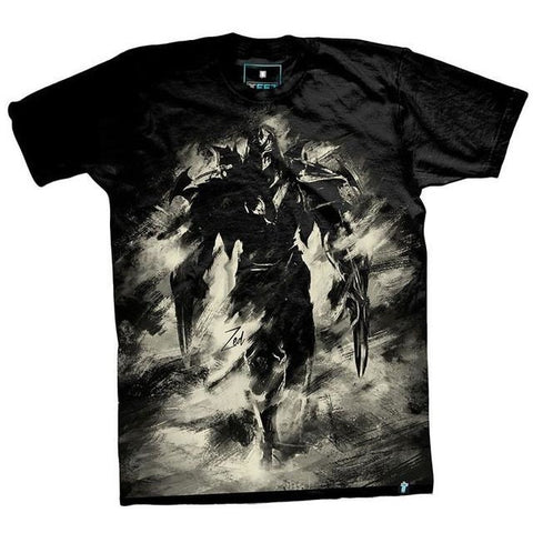Zed League of Legends (LOL) Tshirt - RespawnWear