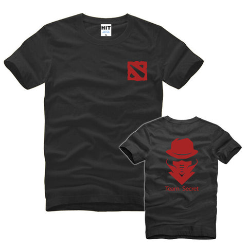Team Secret Dota 2 The International T-shirt - RespawnWear