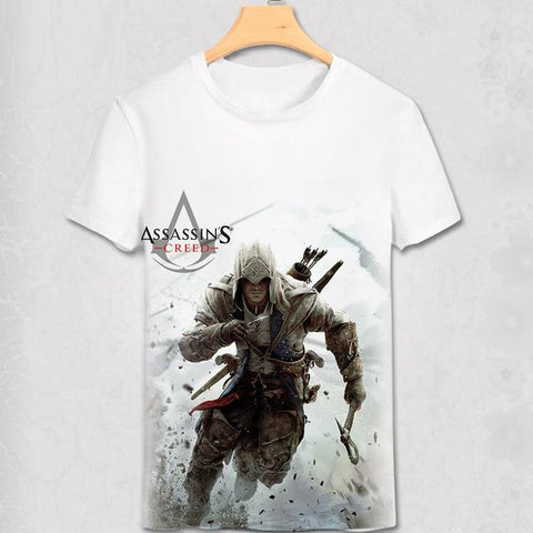 Assassins Creed Tshirt Ezio - RespawnWear