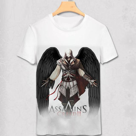 Assassins Creed 2 Tshirt Ezio - RespawnWear