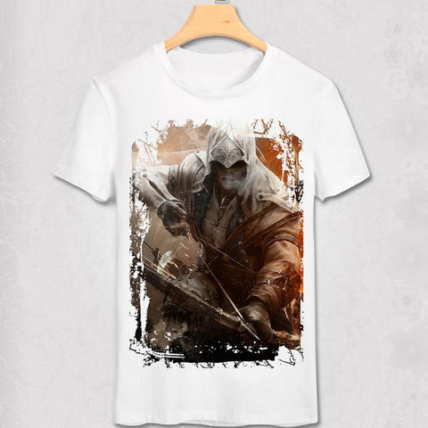 Assassins Creed Tshirt Brotherhood - RespawnWear