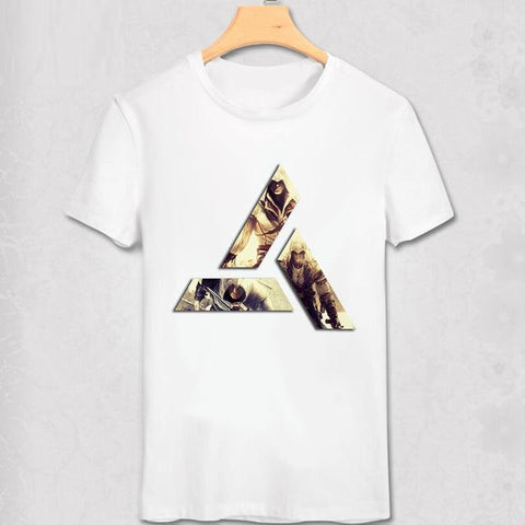 Assassins Creed Tshirt Logo - RespawnWear