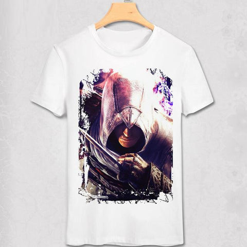 Assassins Creed Tshirt Ezio Unity - RespawnWear