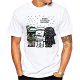 Boba Fett Stormtrooper and Vader being Merry - RespawnWear