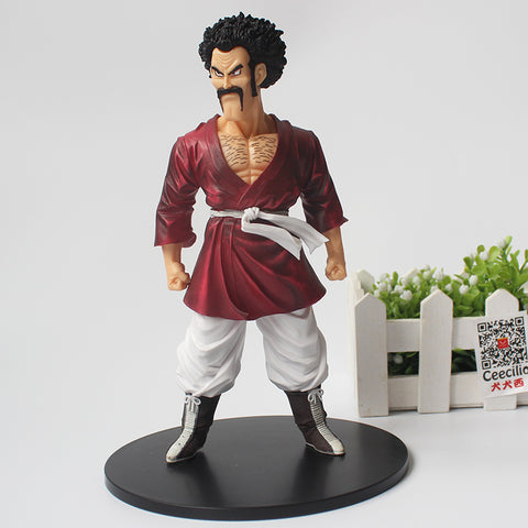Mr. Satan Dragon Ball Z Action Figure Mark Satan 20cm - RespawnWear