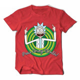 Peace among worlds! Rick and Morty T-shirt - RespawnWear