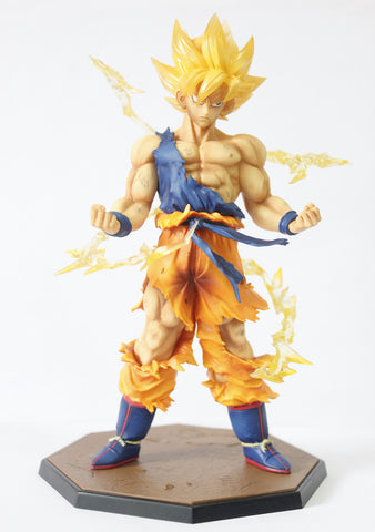 Dragon Ball Z Super Saiyan Son Goku Action Figure - RespawnWear