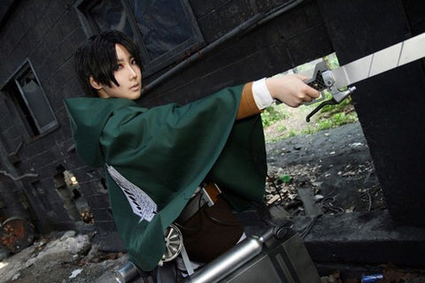 Shingeki no Kyojin | Attack on Titan Cloak Cape Unisex - RespawnWear