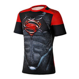 Marvel Batman vs Superman Compression Tshirt - RespawnWear