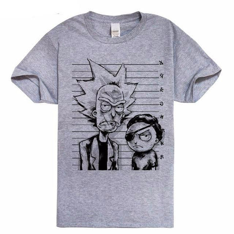 Convicted | Rick And Morty T-shirt - RespawnWear