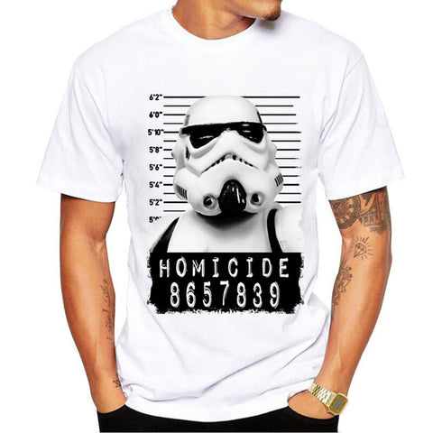 Convicted StormTrooper Star Wars T-shirt - RespawnWear