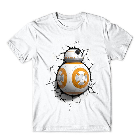BB-8 Star Wars T-Shirt - RespawnWear