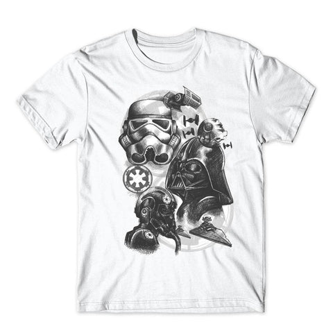 The Dark side Star Wars T-Shirt - RespawnWear