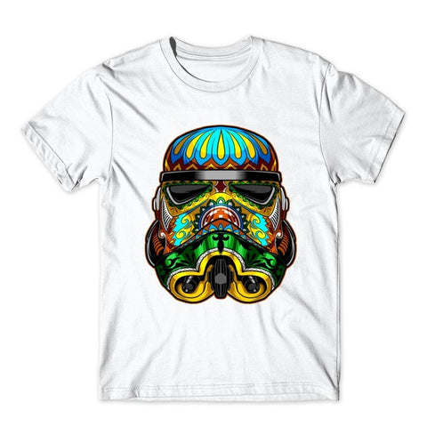 Psychedelic Stormtrooper Star War T-Shirt - RespawnWear