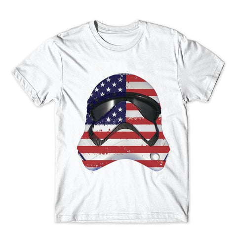 USA Stormtrooper Star War T-Shirt - RespawnWear