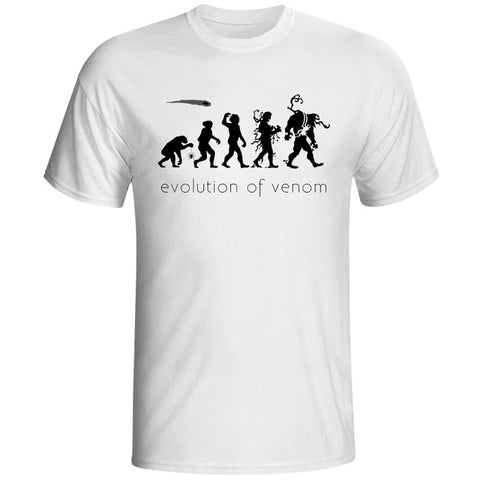 Original Evolution of Venom T-Shirt - RespawnWear