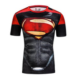 Dark Superman Compression Tshirt - RespawnWear