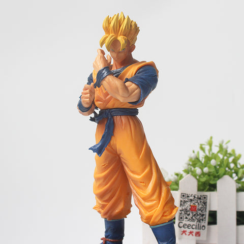 Super Saiyan Future Son Gohan Dragon Ball Z Action Figure - RespawnWear