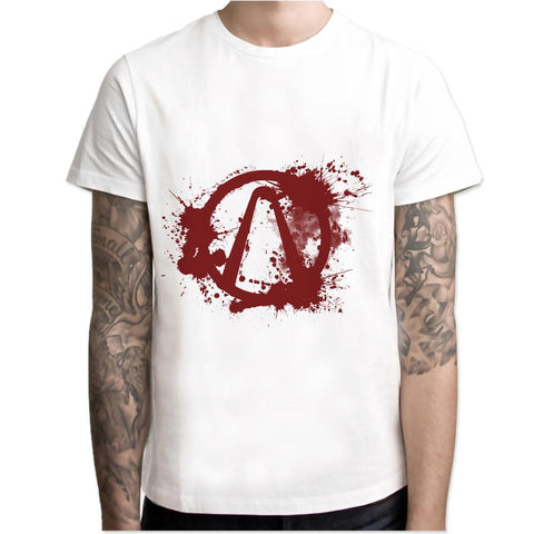 Borderlands Tshirt Spray paint Style - RespawnWear