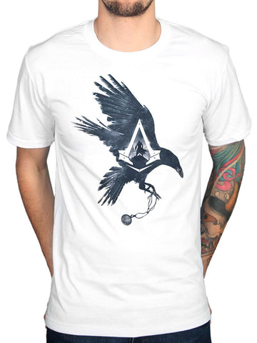 Assassins Creed Syndicate Raven Talisman T Shirt - RespawnWear