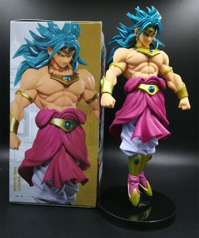 Broly Dragon Ball Z Anime Action Figure 20cm - RespawnWear