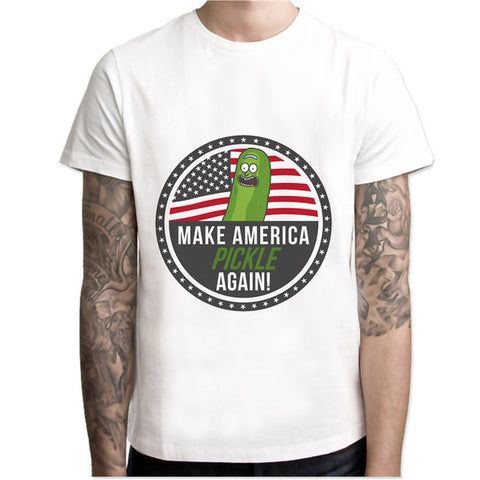 Make America Pickle Again | Rick and Morty T-shirt - RespawnWear