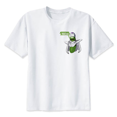 I'm Piccolo Rick in a pocket | Rick and Morty T-shirt - RespawnWear