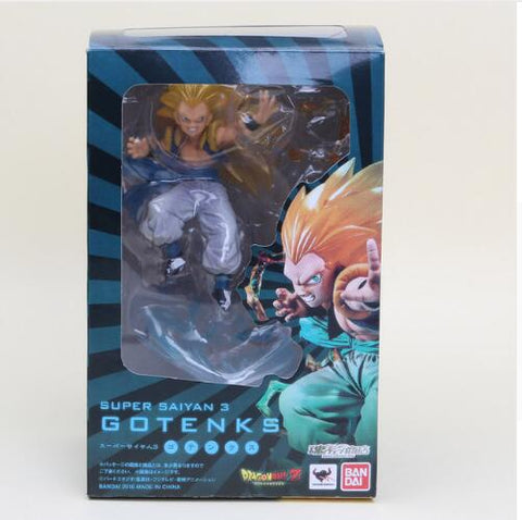 Dragon Ball Z Super Saiyan Gotenks Action Figure - RespawnWear