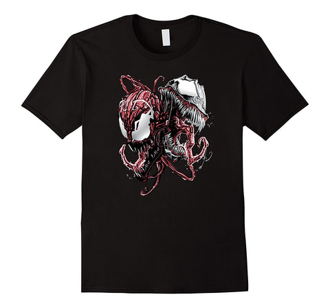 Marvel Carnage and Venom Graphic T-Shirt - RespawnWear