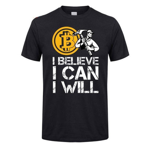 Bitcoin Motivation  | Bitcoin T-Shirts - RespawnWear