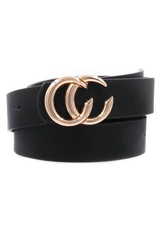 Cameron belt black